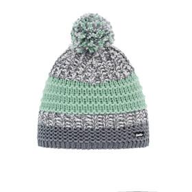 Eisbär Yola OS Pompon Hat, grijs/groen